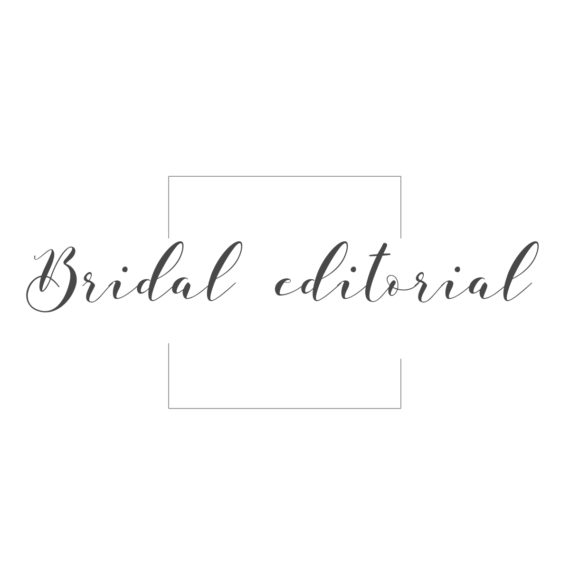Bridal Editorial Photography